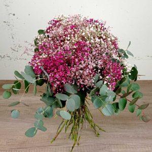 ram-paniculata-rosa-blanc-fucsia-eucaliptus-floristeria-les-flors-igualada