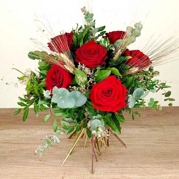rosas-rojas-ramo-les-flors-igualada-sant-jordi