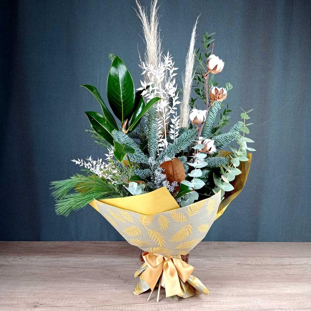 white-christmas-ram-floristeria-les-flos-igualada