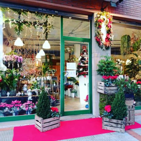frente tienda les flors igualada